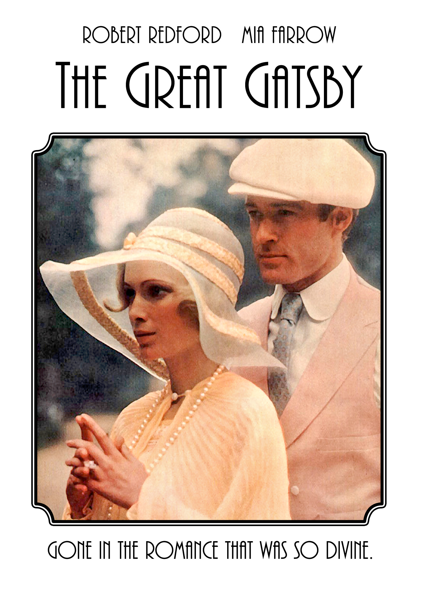 the great gatsby films then and now rh buzzfeed com The Great Gatsby Movie 1974 The Great Gatsby Movie 1974