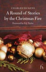 a-round-stories-by-christmas-fire-charles-dickens-paperback-cover-art