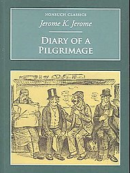 diary-pilgrimage-jerome-k-paperback-cover-art