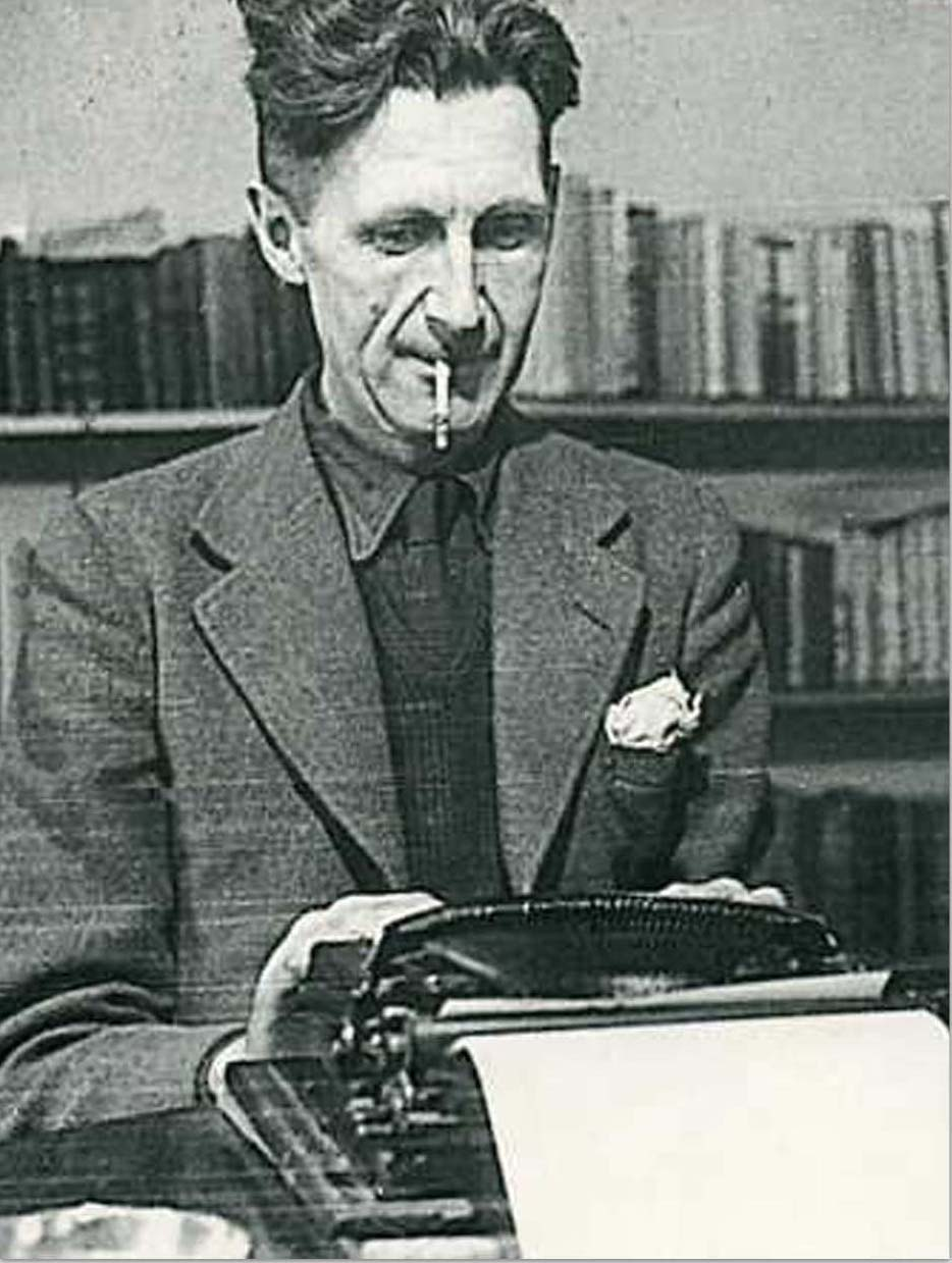 celebrating george orwell reading some essays kaggsy s bookish  george orwell