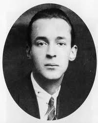 Nabokov in 1920