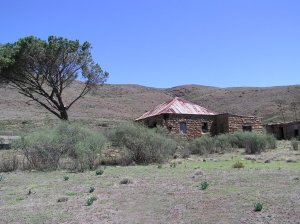 South African farmhouse by Brett Harvey http://www.panoramio.com/photo/6825422