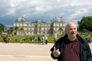 Photo courtesy http://www.myfrenchlife.org/2012/09/04/an-expat-author-in-paris-john-baxter