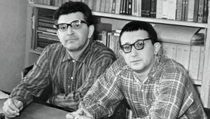 arkady and boris strugatsky