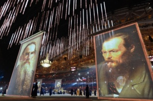 Tolstoy and Dostoevsky