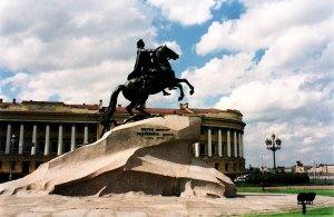 The_Bronze_Horseman