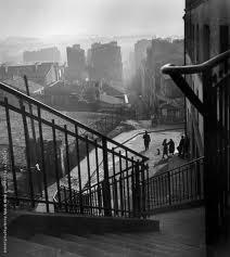 The Rue Vilin Steps