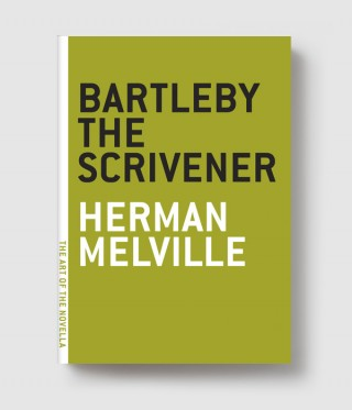 """the main character in bartleby by herman melville I wrote a review of the book """"fight club,"""" which is an update version of bartleby,  with the main character is also stuck in a daily grind and his life."""