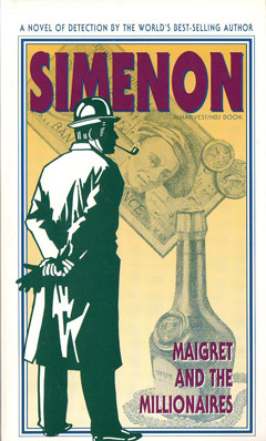Image result for Maigret and the Millionaires\