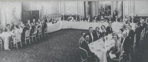 A 1932 Dinner of the Detection Club -  from http://margaretperry.org/