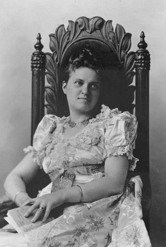 Author Anna Katherine Green