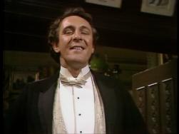 Robert Stephens as Max Carrados