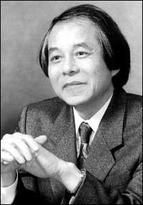 Author Taichi Yamada