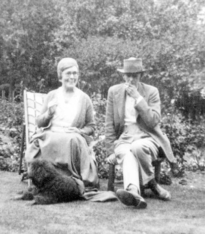 Dorothy Richardson and Alan Odle