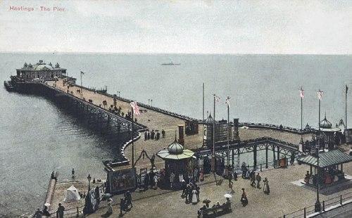 01 Hastings Pier c1900