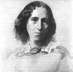 George_Eliot_by_Samuel_Laurence