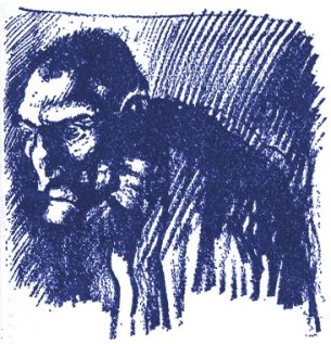 Mr. Flay (from mervynpeake.org)