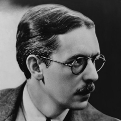 Author James Thurber