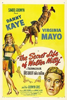 Poster for the Danny Kaye film