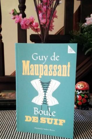 Guy De Maupassant Kaggsys Bookish Ramblings