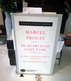 proust in search of lost time volume 2 the guermantes way